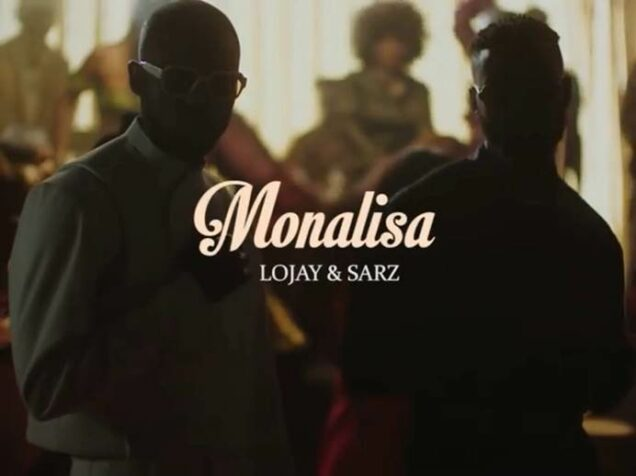 Sarz, Lojay premiere Monalisa's video