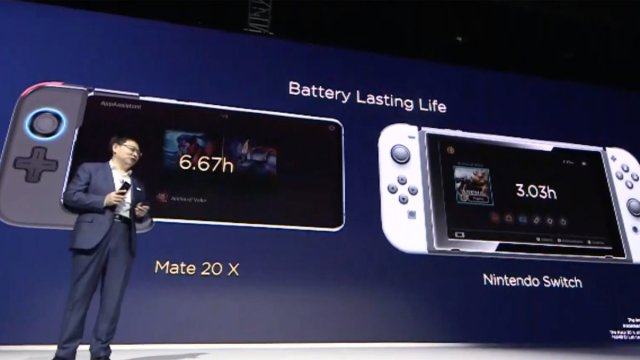 Image result for huawei mate 20x switch