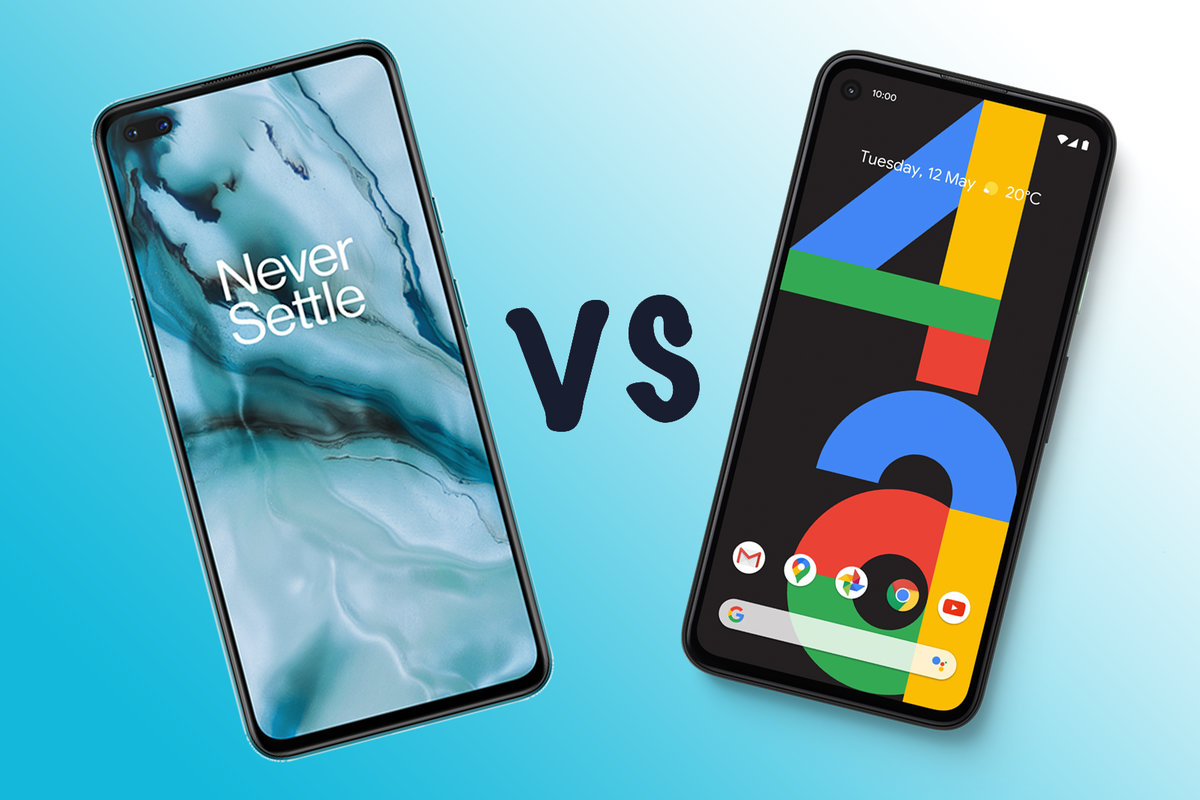Oneplus Nord Vs Google Pixel 4a What S The Difference