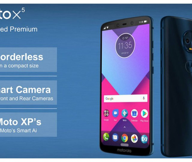 Motorola Mobility Has Been Part Of Lenovo For Four Years Now And Has Made Several Moto X Devices Over That Time The First Having Been Made In 2013 When