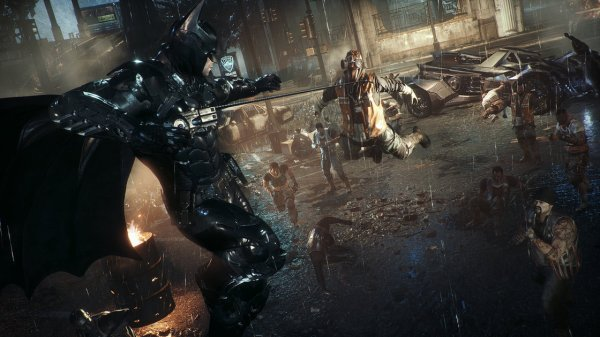 Is there another Batman game in the works?