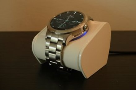 review image of the founder of fossil q 7
