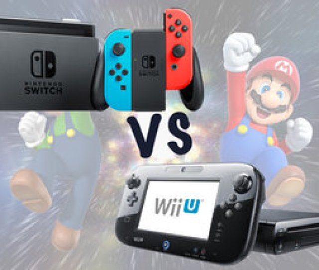 Pocket Lint Nintendo Nintendo Switch Vs Wii U Whats The Difference  Best Ps Games