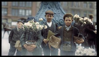 Colourised photos from history image 52