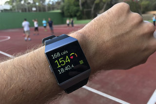 Fitbit Ionic on test image 5