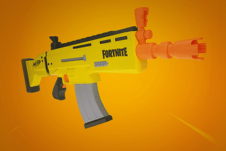 Best Fortnite gadgets and toys Nerf blasters AR Battle Bus and more image 4