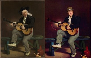 Hilarious Images Of Celebrities Photoshopped Into Renaissance Paintings image 14
