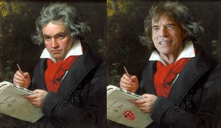 Hilarious images of celebrities Photoshopped into Renaissance paintings image 2