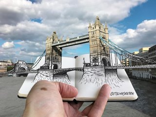 This Artist Changes Your Perspective Of The World With Incredible Sketches image 15