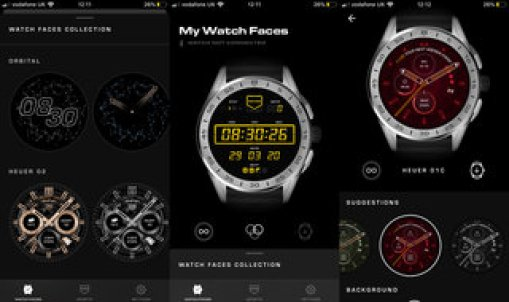 Tag Heuer Connected 2020 software review image 1
