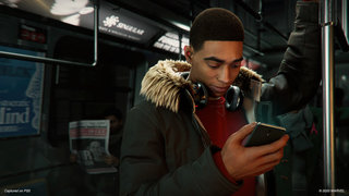 Marvel's Spider-Man: Miles Morales review: The first truly great game for PS5 photo 6