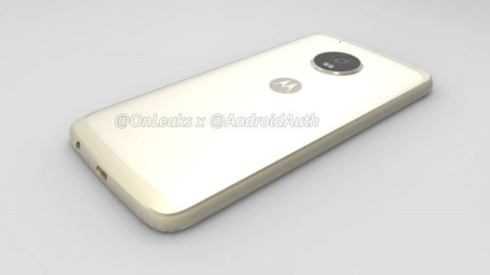 These amazing renders show the Moto X (2017) will be a mid-range handset - photo 4
