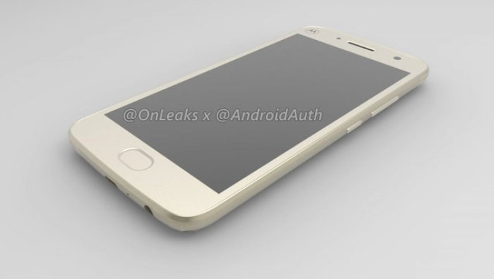These amazing renders show the Moto X (2017) will be a mid-range handset - photo 1
