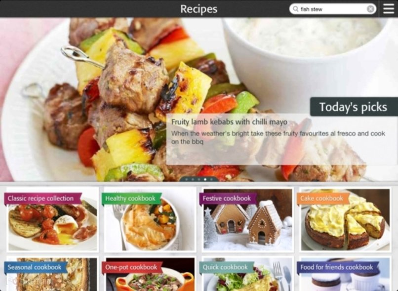 Bbc good food recipes chekwiki app of the day bbc good food recipes tools and cooking tips review ipad ios forumfinder Choice Image