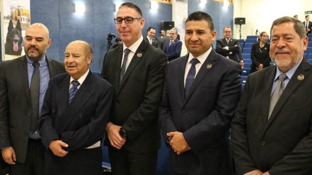 Integrantes del Consejo de Consulta Externa