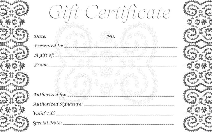 gift certificate template for pages certificate templates for pages mac download