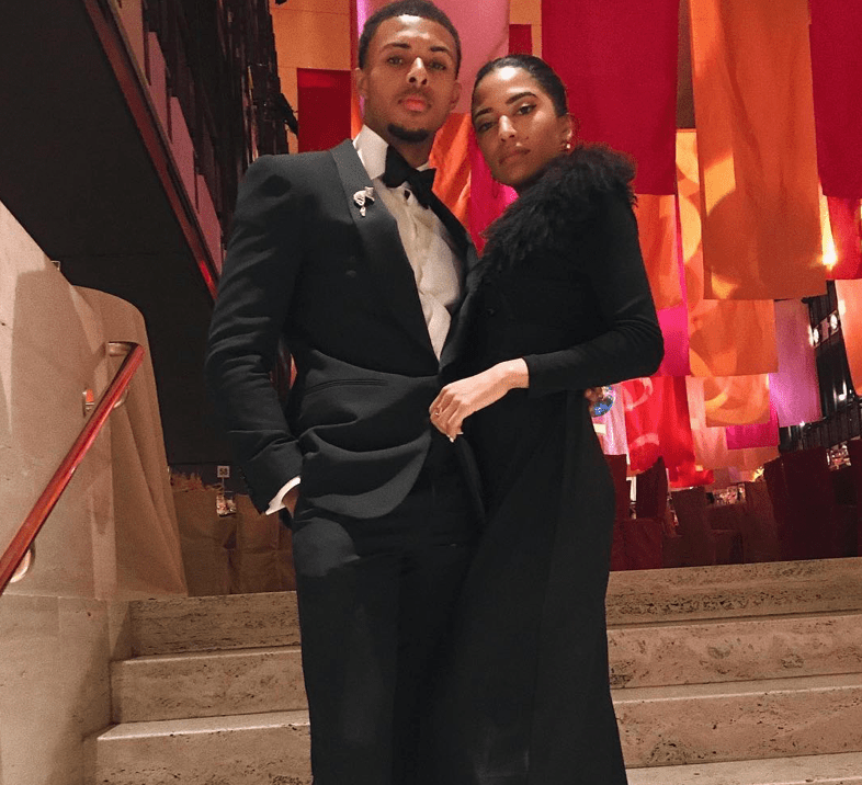 Diggy Simmons Is All Grown Up And Taken Check Out These