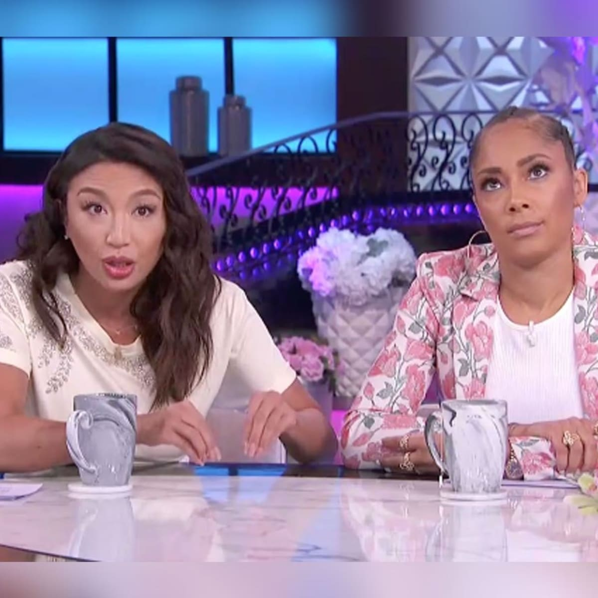 Amanda Seales QUITS 'The Real' After 'FIGHT' with Jeannie Mai: Black Voices Need To Be At The Top Too! - Amanda Seales QUITS 'The Real' After 'FIGHT' with Jeannie Mai: Black Voices Need To Be At The Top Too!