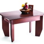 Contemporary Coffee Table Popular Woodworking Magazine