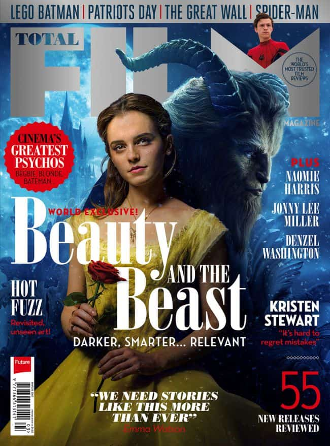 Capa da Total Film