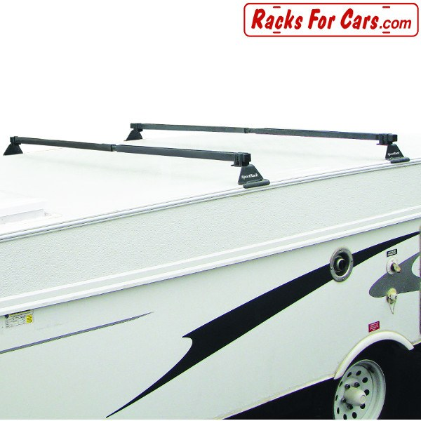 sportrack sr1020 tent trailer roof rack system