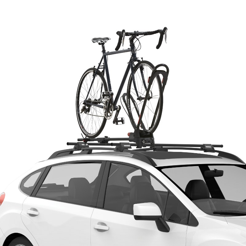 yakima frontloader upright bike rack