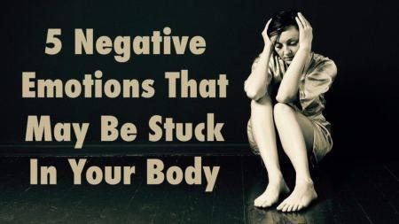 negative emotions