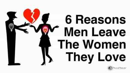 why men leave