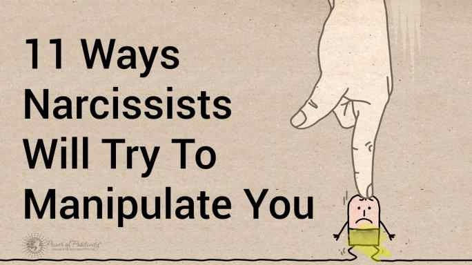 Image result for 11 Signs That Narcissists Try to Manipulate You!