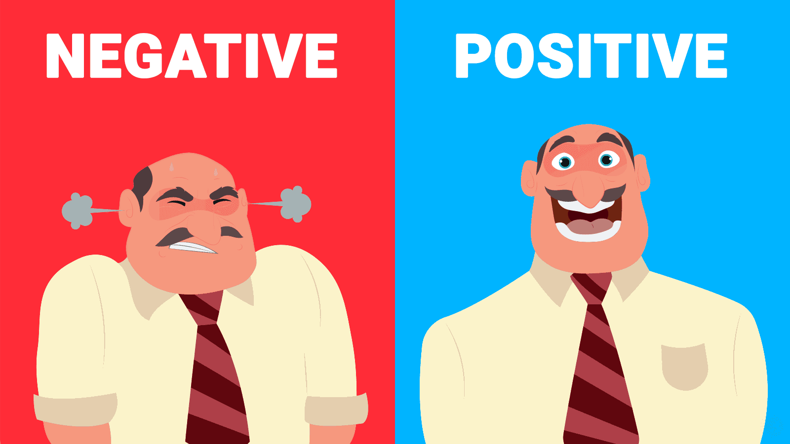 How To Teach Yourself To Stay Positive At Work Even When