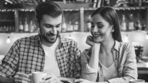 unfaithful partner - flirting