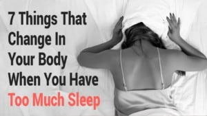 sleep better to lose weight