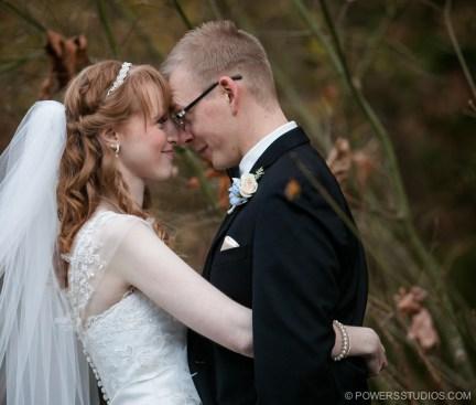 Abernethy Center Wedding Photographer Portland