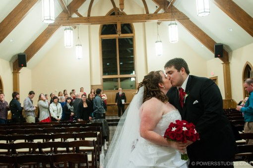 Abernethy Center Wedding Photography Portland Oregon