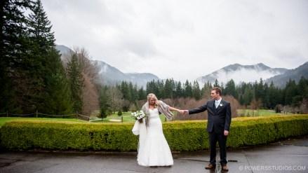Resort at the Mountain Wedding photos at Mt Hood Oregon