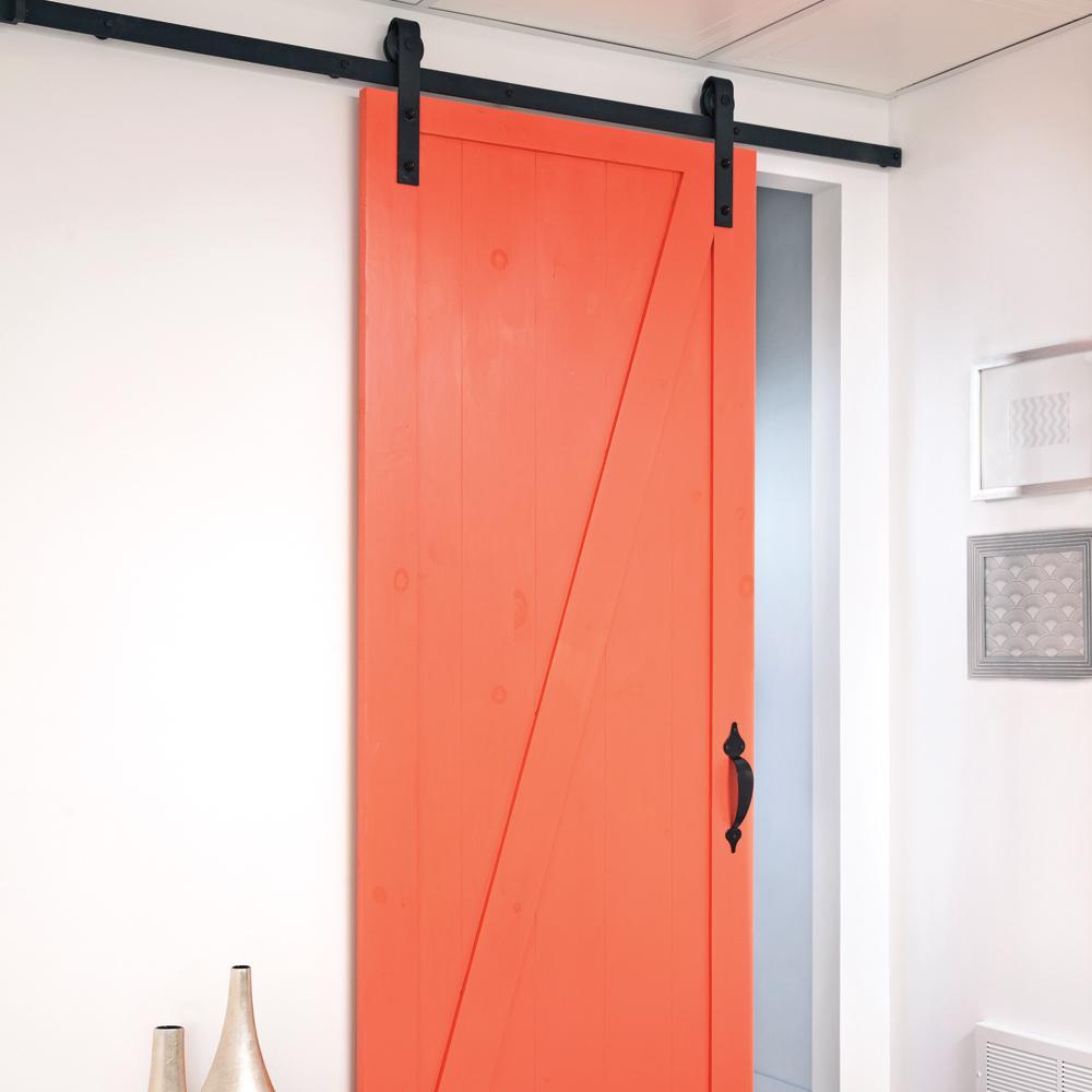 en etapes installer une porte