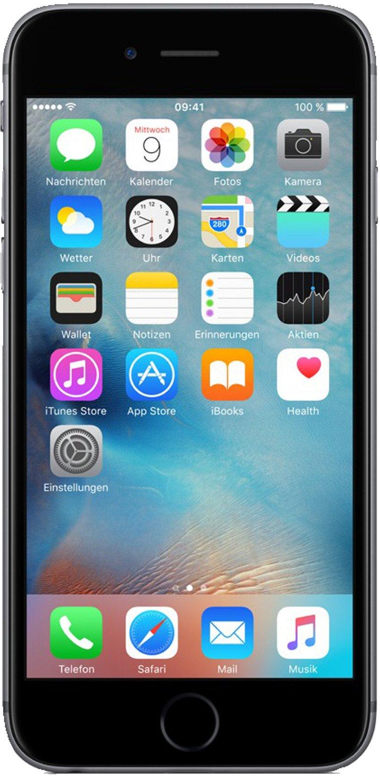 Apple Iphone 6s Ohne Vertrag Gunstig Online Auf Preis De Kaufen