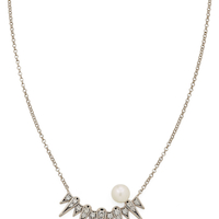 Pearls of Genesis H.Stern - necklace in 18K gold, pearl and diamonds