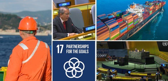 IMO welcomes UN resolution on key worker seafarers - shipping and freight resource