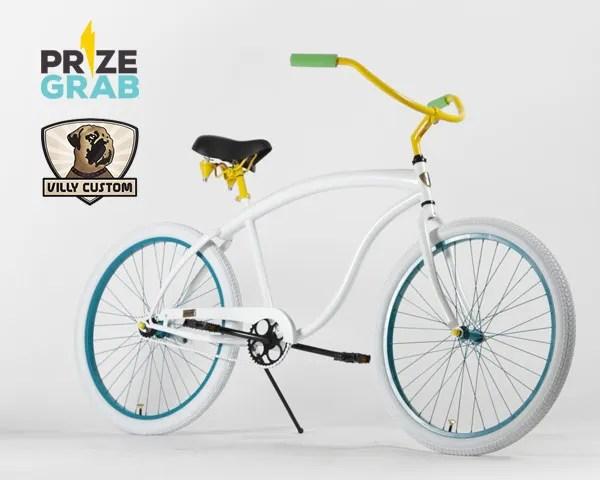Custom Bicycle Shark Tank Hobbiesxstyle
