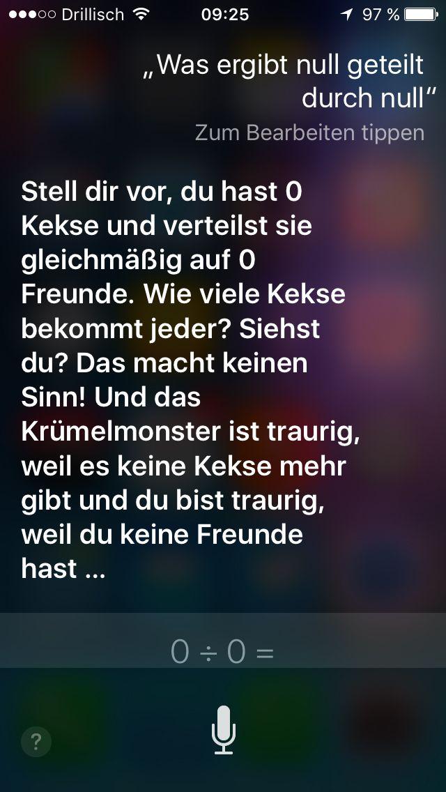 Siri Die Besten Spruche Des Iphone Assistenten Der Spiegel