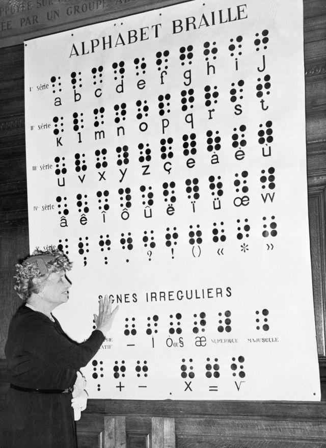 Helen Keller: Blind, taub - und Schriftstellerin - DER SPIEGEL