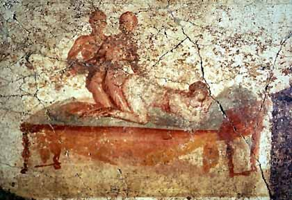 Sex in the Stone Age: Pornography in Clay