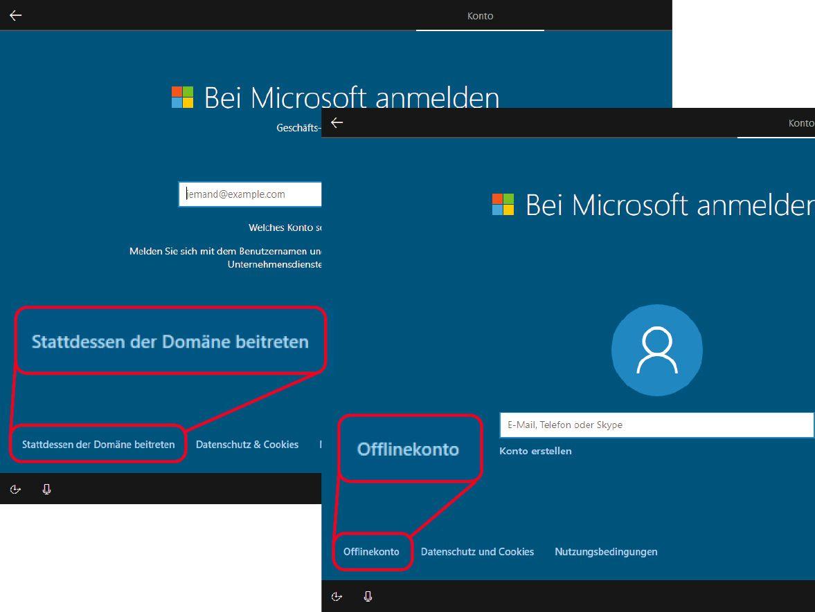 Windows 10 Ohne Microsoft Konto So Gehts Der Spiegel
