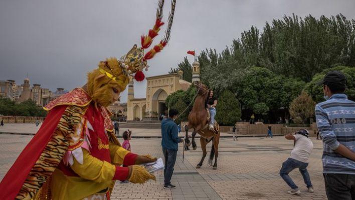 A Trip to Kashgar