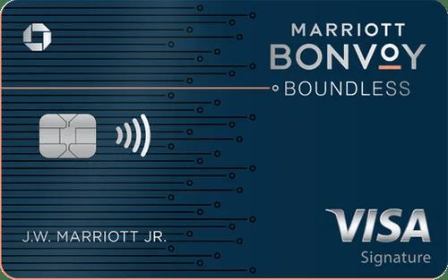 Marriott Bonvoy Boundless ™ Credit Card