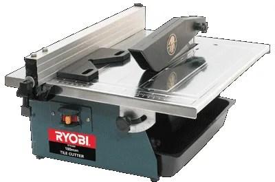 ryobi 180mm wet tile etc450