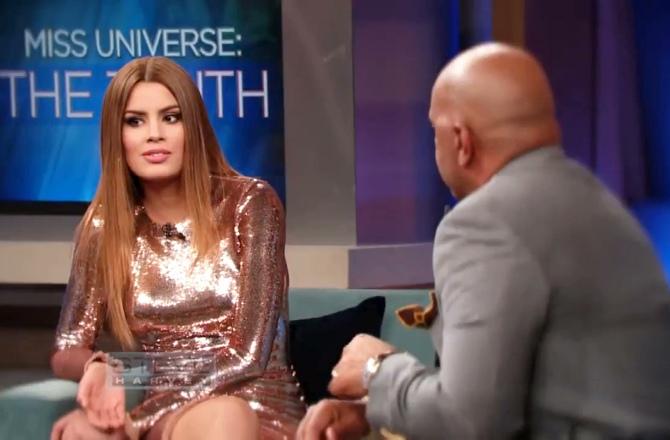 VIDEO Miss Univers 2015 Aprs Lincroyable Erreur