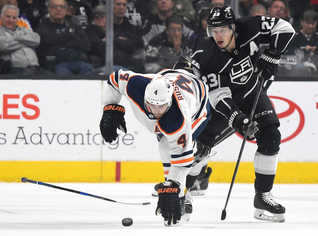 Kings Dustin Brown To Get Hearing With Department Of
