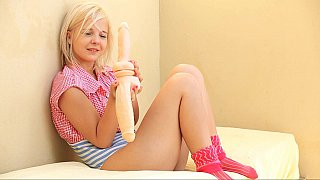 18_year_old_sweetie_with_two_toys_(Model_is_over_the_age_of_18.) Preview Image